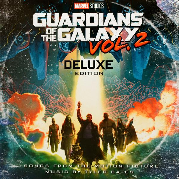 VARIOS — GUARDIANS OF THE GALAXY VOL 2 OST (DELUXE)