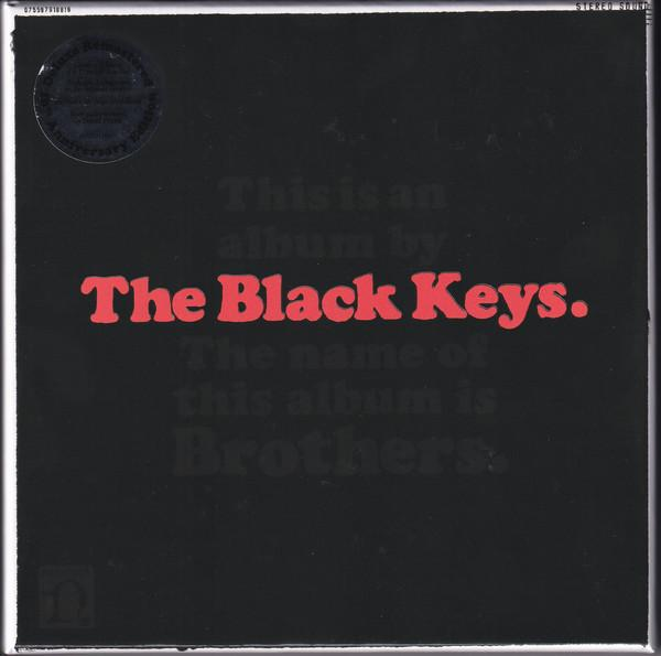 BLACK KEYS — BROTHERS (DELUXE 10TH ANNIV BOX SET)
