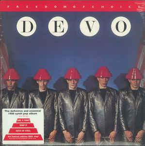 DEVO — FREEDOM OF CHOICE (COLOR)