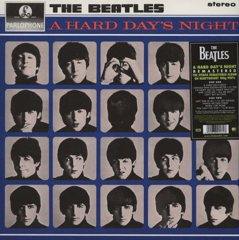 BEATLES — A HARD DAY'S NIGHT