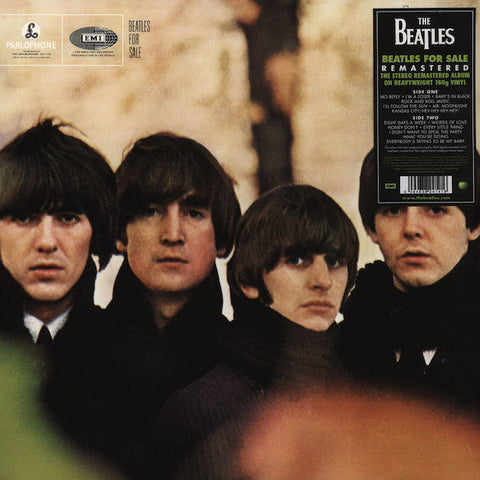 BEATLES — FOR SALE REMASTER