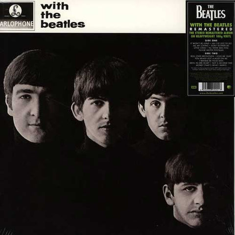 BEATLES — WITH THE BEATLES