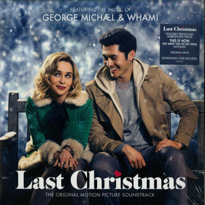 GEORGE MICHAEL — LAST CHRISTMAS (OST)