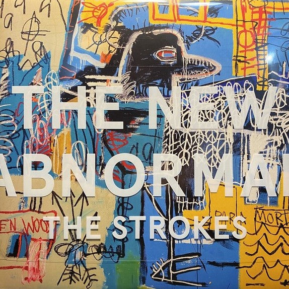 THE STROKES — THE NEW ABNORMAL