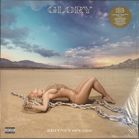 BRITNEY SPEARS — GLORY (DELUXE, COLOR)