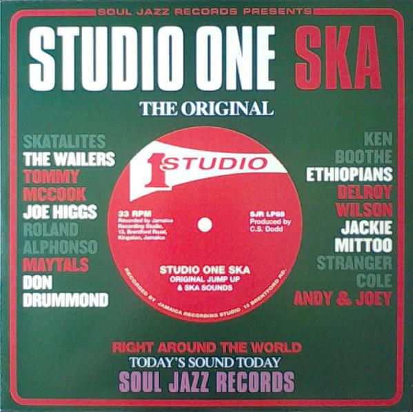 VARIOS — STUDIO ONE SKA (THE ORIGINAL)