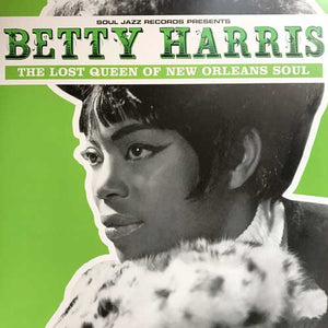 BETTY HARRIS — THE LOST QUEEN OF NEW ORLEANS SOUL