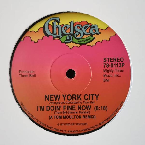 THOM BELL — NEW YORK CITY (REMIXES)