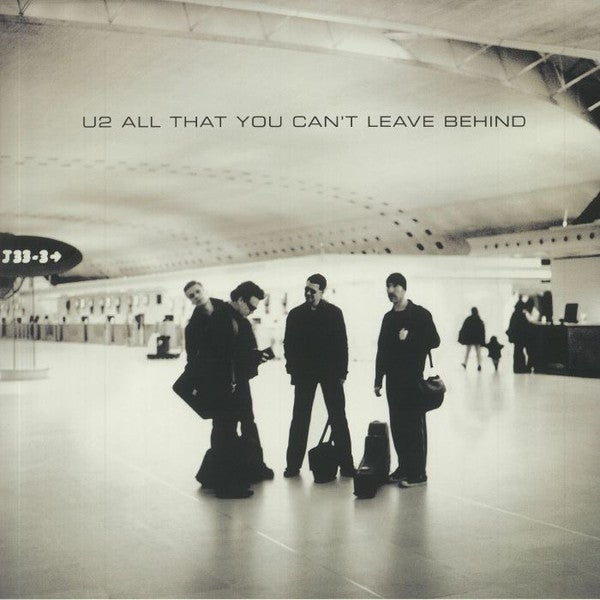 U2 — ALL THAT YOU CAN'T LEAVE BEHIND (20 ANIV.)