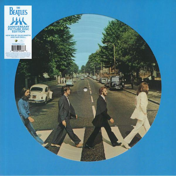 BEATLES — ANNIVERSARY (PICTURE DISC)
