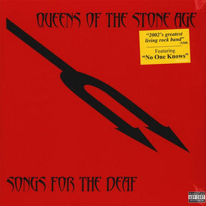 QUEENS OF THE STONE EDGE — SONGS FOR THE DEAF
