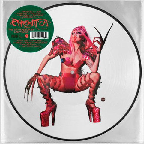 LADY GAGA — CHROMATICA (PICTURE DISC)