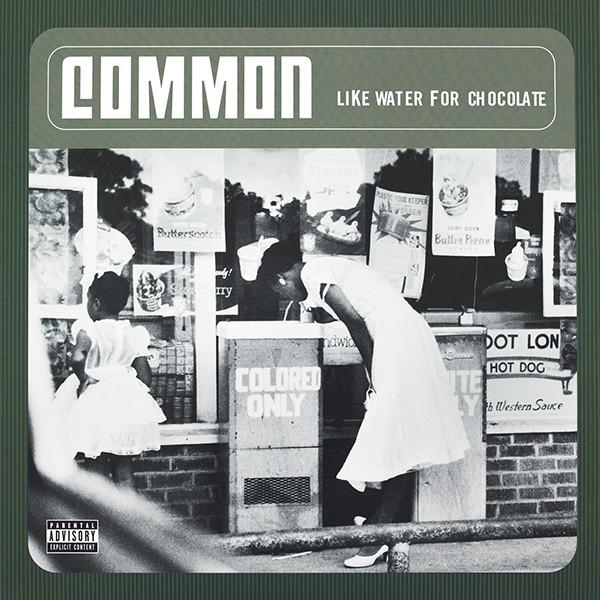COMMON — LIKE WATER FOR CHOCOLATE