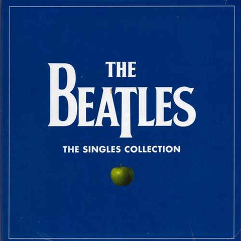 BEATLES — THE SINGLES COLLECTION (BOX SET)