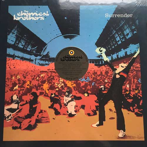 CHEMICAL BROTHERS — SURRENDER (BOX SET) (VINILOS TRANSPARENTE)