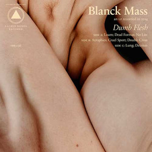 BLANCK MASS — DUMB FLESH (VINILO TRANSPARENTEl)