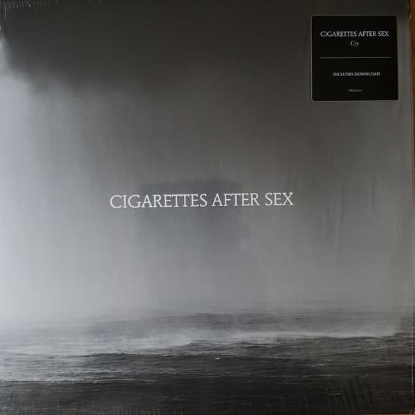 CIGARRETTES AFTER SEX — CRY
