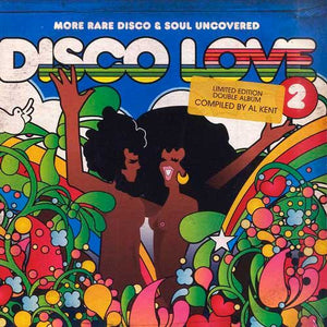 VARIOS — DISCO LOVE 2 (MORE DISCO AND SOUL UNCOVERED)