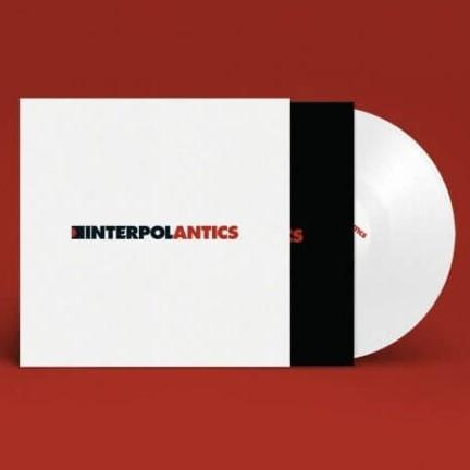 INTERPOL — ANTICS (VINILO BLANCO)