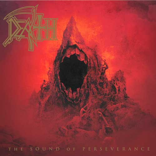 DEATH — THE SOUND OF PERSEVERANCE DELUXE (20 ANIV.) (VINILOS OLIVO)