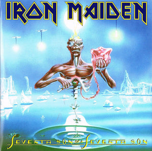 IRON MAIDEN — SEVENTH SON OF A SEVENTH SON