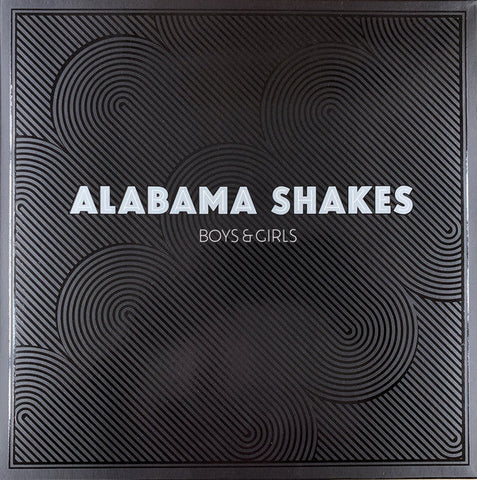 ALABAMA SHAKES — BOYS & GIRLS (VINILO BICOLOR)