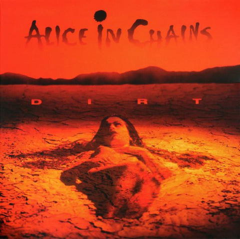 ALICE IN CHAINS — DIRT