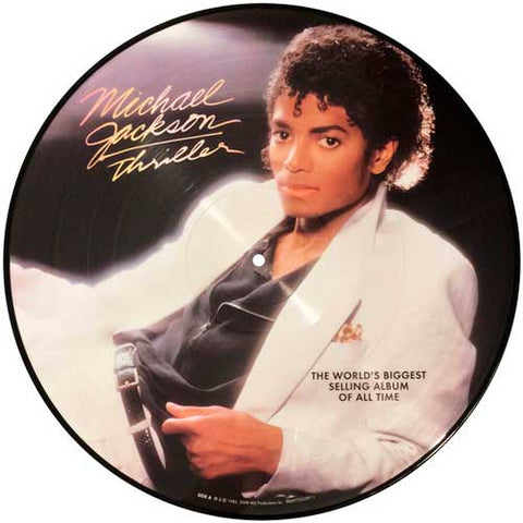 MICHAEL JACKSON — THRILLER 25 (PICTURE DISC)