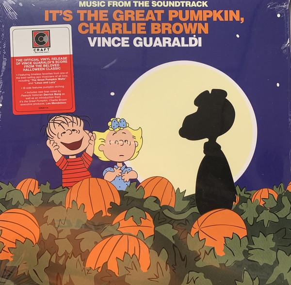 VINCE GUARALDI — IT'S THE GREAT PUMPKIN, CHARLIE BROWN