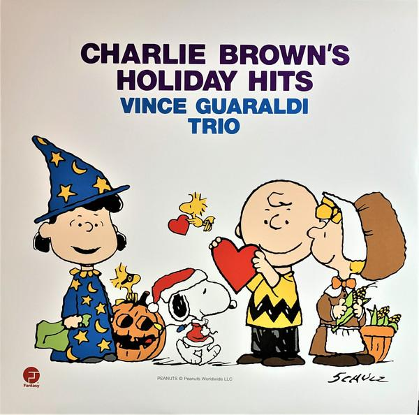 VINCE GUARALDI — CHARLIE BROWN'S HOLIDAY HITS
