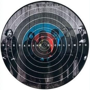 EL COLUMPIO ASESINO — DISPARÉ (PICTURE DISC)