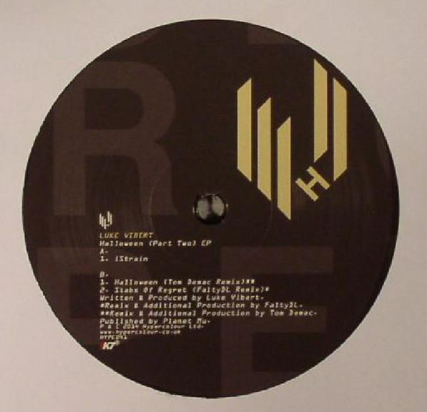 LUKE VIBERT — HALLOWEEN (PART TWO) EP