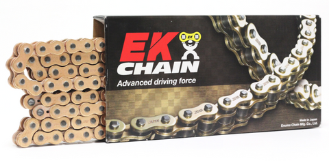 EK 520SRX Gold X-Ring Chain