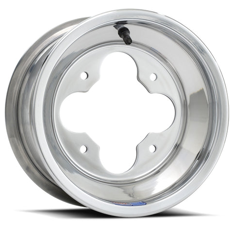 DWT A5 Wheels (Polished) ATV Quad Racing wheel