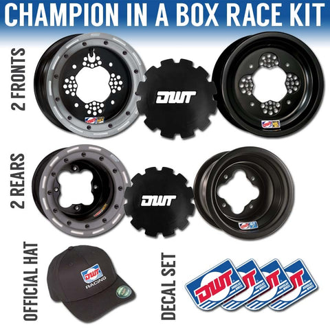 DWT Champion in a Box (MX) Beadlock Racing wheel