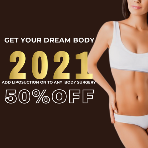 50% Off Liposuction- January Special