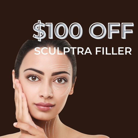 Sculptra $100 Off- January Special