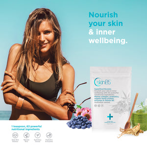 Clear Skin Superfood Booster 100g