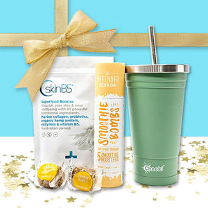 Smoothie Lovers Gift Set (For Her/Him) - 3 Piece Kit