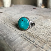 Load image into Gallery viewer, In The Round - Turquoise Ring