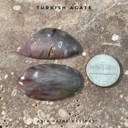 Turkish Agate Stones
