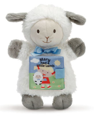 PUPPET BOOK MARY HAD A LITTLE LAMB
