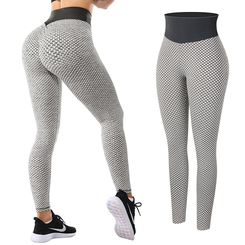 Instant Peach Yoga Pants