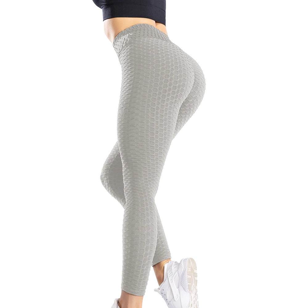 Fit Peach Yoga Pants