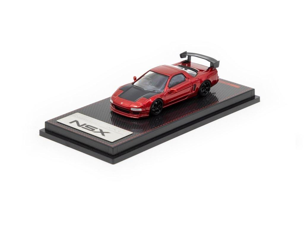 Ignition Model 1/64 Honda NSX (NA1) Red Metallic - Little Luca's Toys