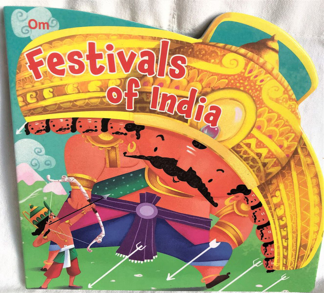 Festivals of India Board Book