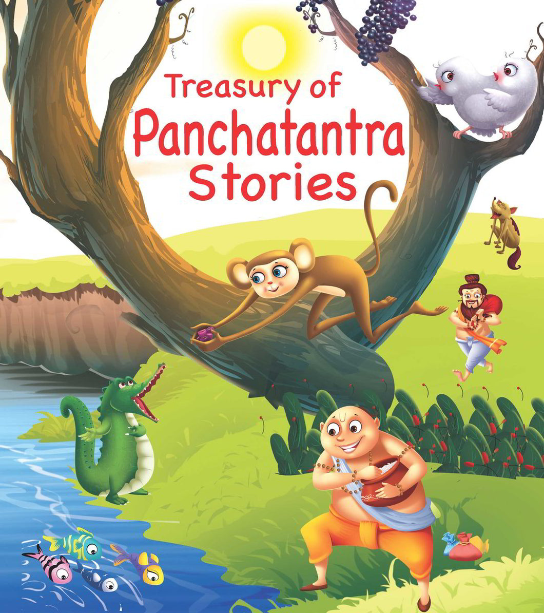 Treasury of Panchatantra Stories