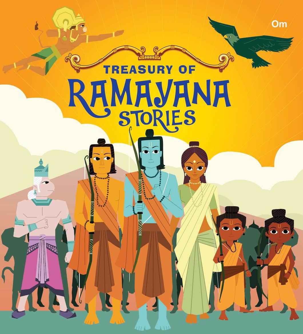 Ramayana for Children - Backorder June 2021