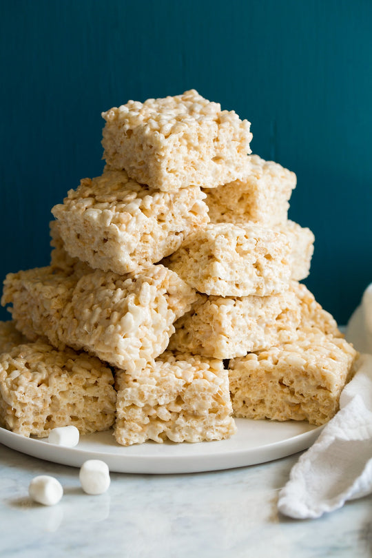 How to Make Delicious Rice Krispies!