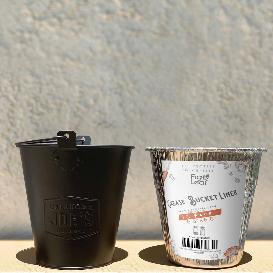 Pit Boss Compatible Bucket Liner